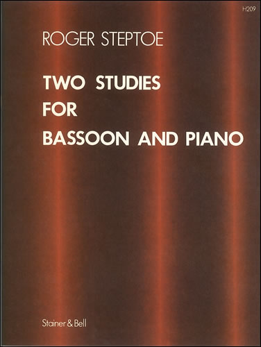 Steptoe: Two Studies for Bassoon published by Stainer & Bell