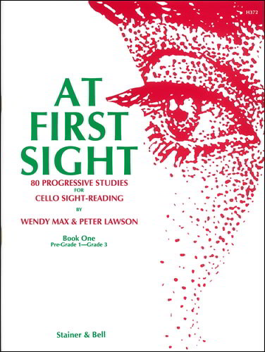At First Sight Book 1 for Cello published by Stainer & Bell