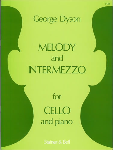 Dyson: Melody & Intermezzo for Cello published by Stainer