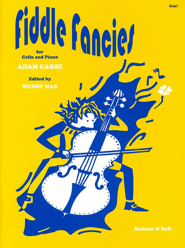 Carse: Fiddle Fancies for Cello published by Stainer and Bell