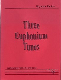 Parfrey: 3 Euphonium Tunes for Euphonium published by Harlequin Music