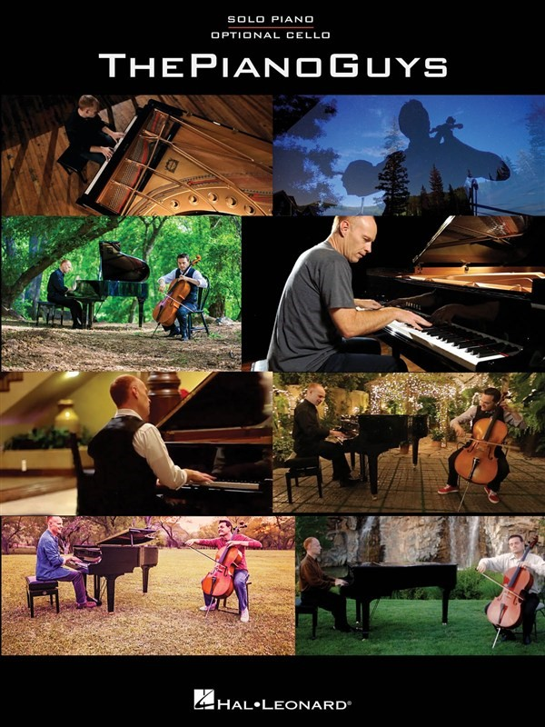 The Piano Guys - Solo Piano and Optional Cello