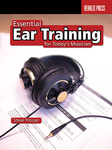 Essential Ear Training For The Contemporary Musician published by Hal Leonard