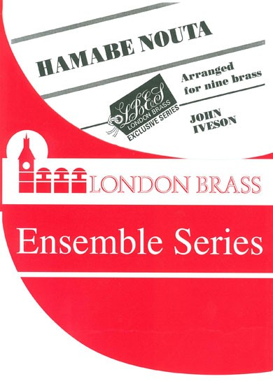 Hamabe Nouta for 9 brass players published by Brasswind