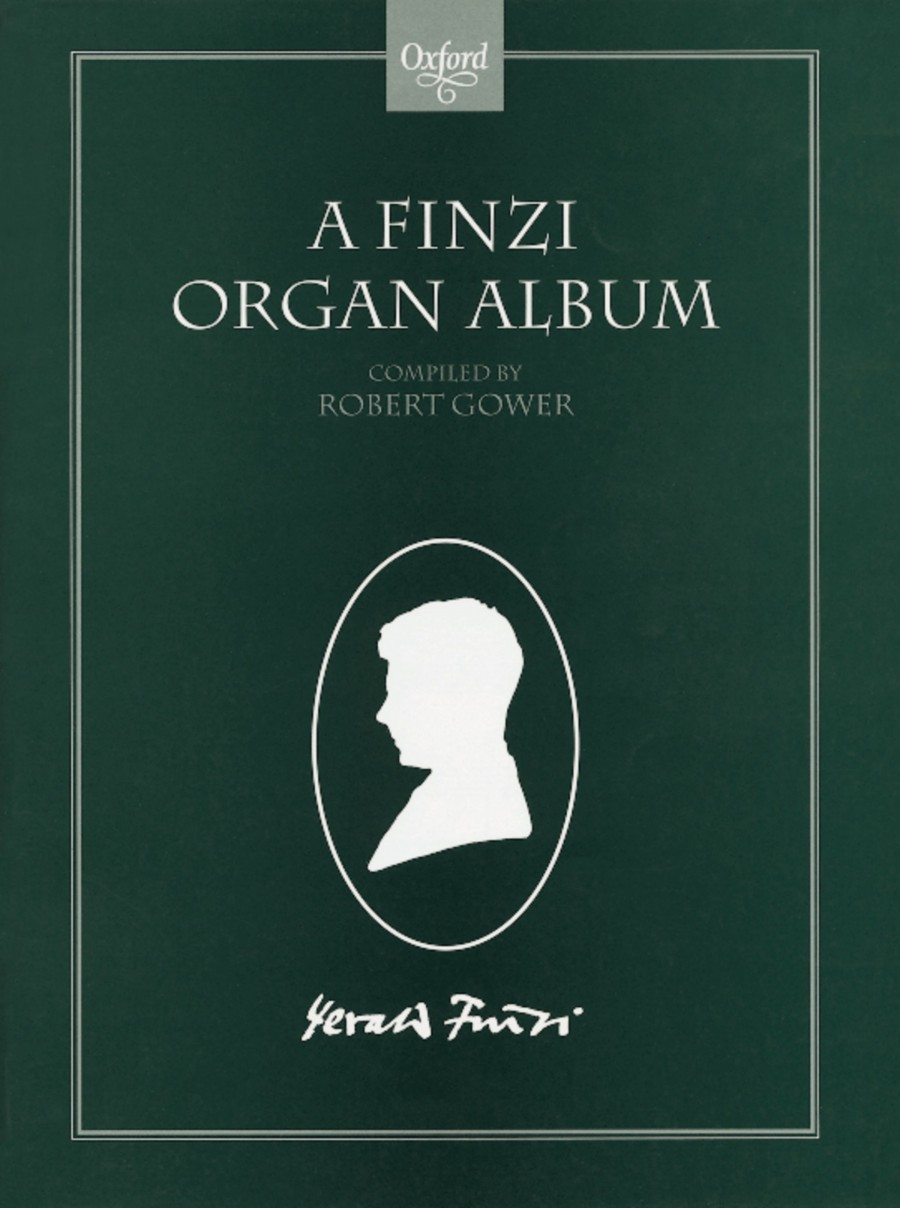 A Finzi Organ Album published by OUP