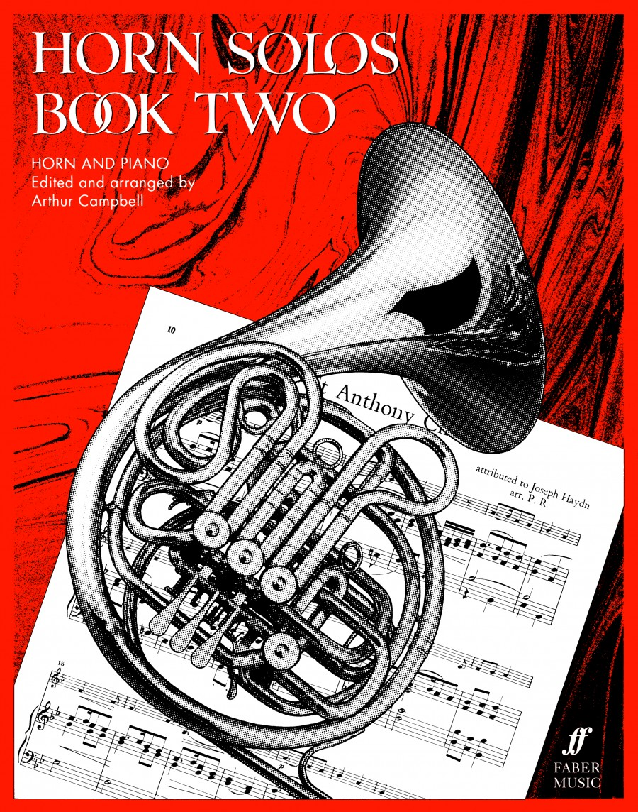 Horn Solos Book 2 published by Faber