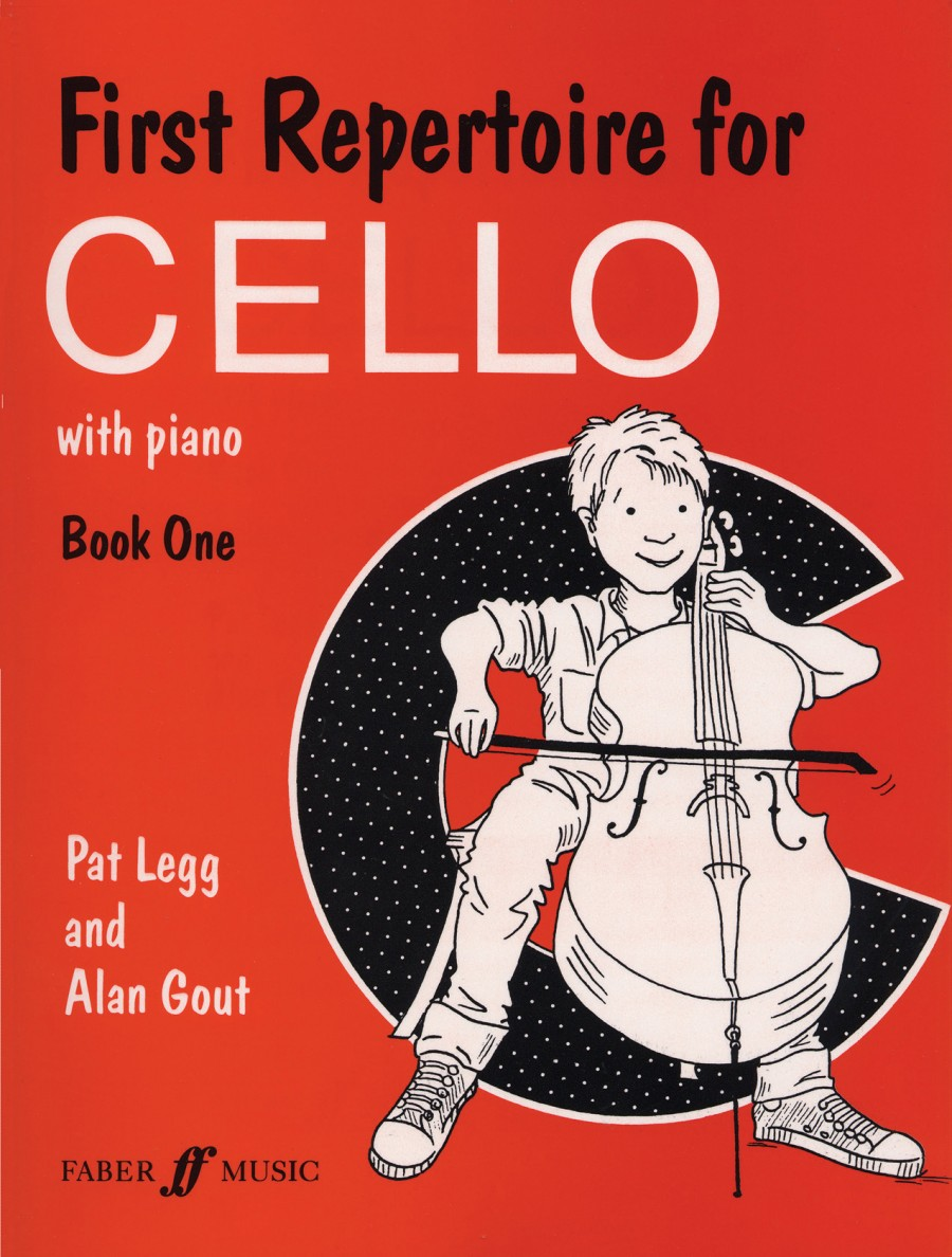 First Repertoire for Cello Book 1 published by Faber