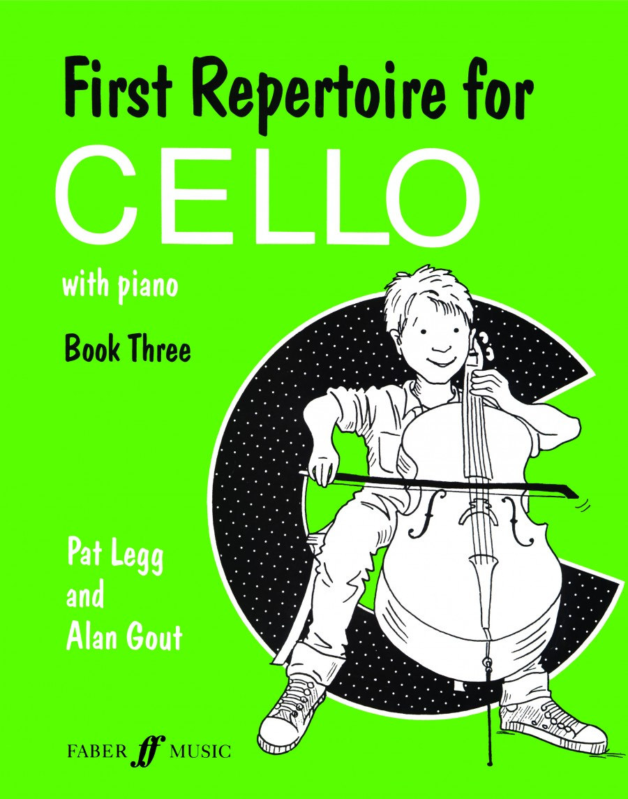 First Repertoire for Cello  Book 3 published by Faber