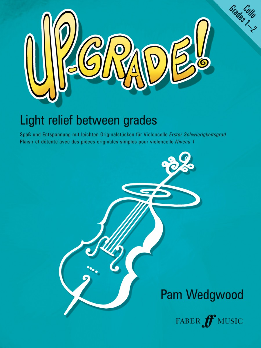 Up-Grade Cello Grade 1 - 2 published by Faber