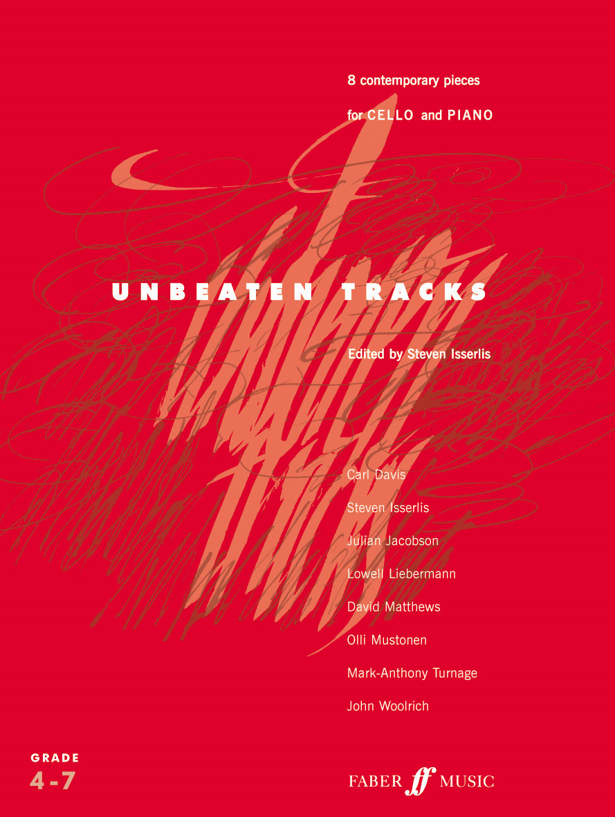 Unbeaten Tracks for Cello published by Faber