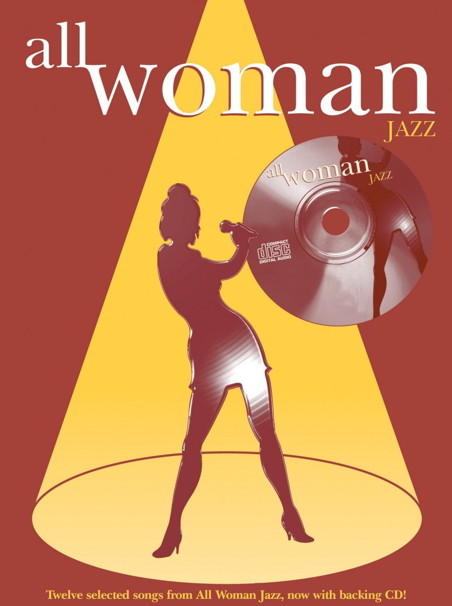 All Woman Jazz Book & CD published by Faber