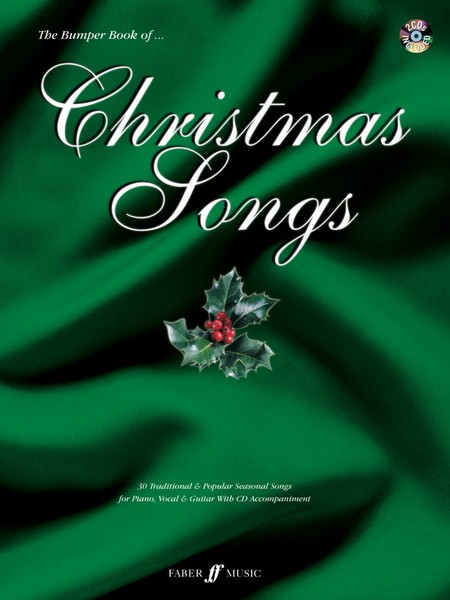 Bumper Book of Christmas Songs with CD published by Faber