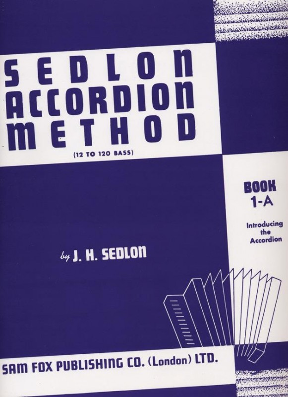 Sedlon Accordion Method: Book 1a published by Faber