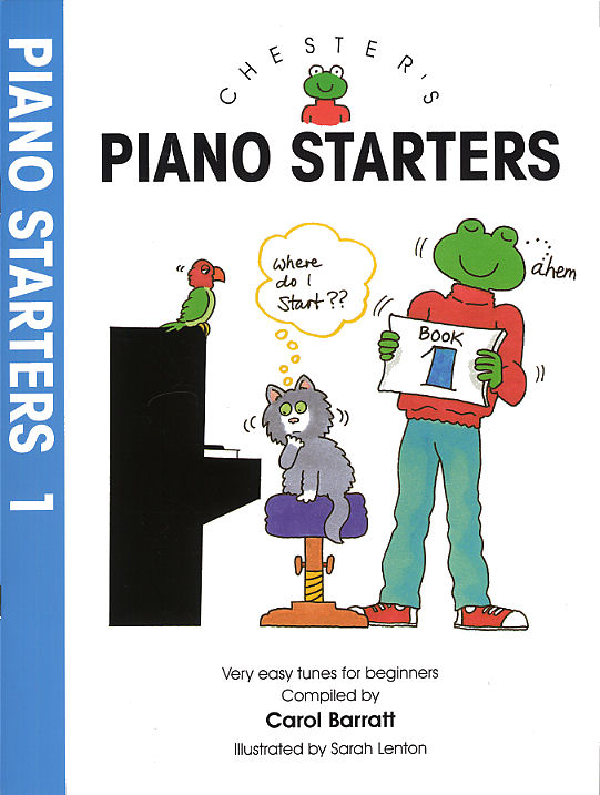 Chester's Piano Starters 1
