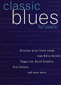 Classic Blues For Piano published by Wise