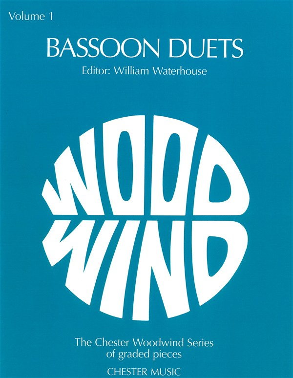 Duets for Bassoon Volume 1 published by Chester