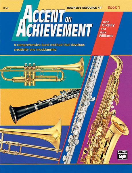 Accent On Achievement - Book 1 Teacher's Resource Kit published by Alfred