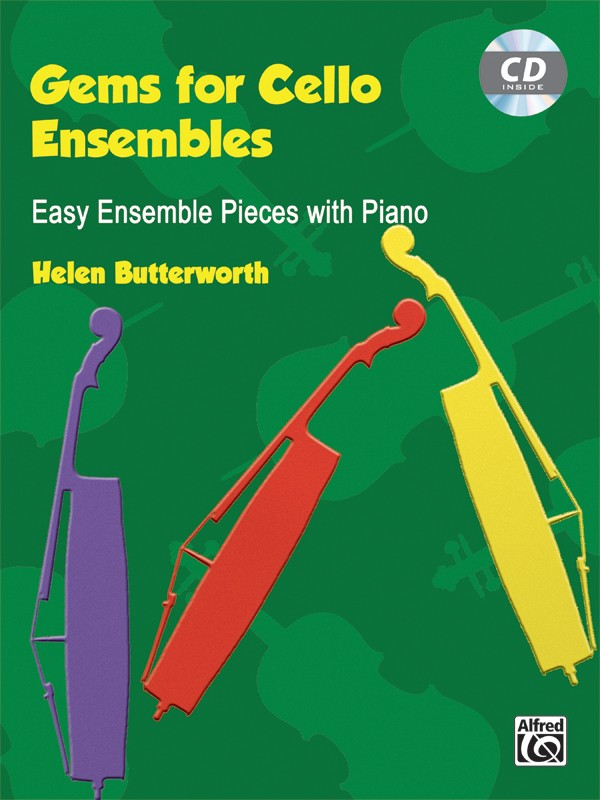 Butterworth: Gems for Cello Ensembles published by Alfred