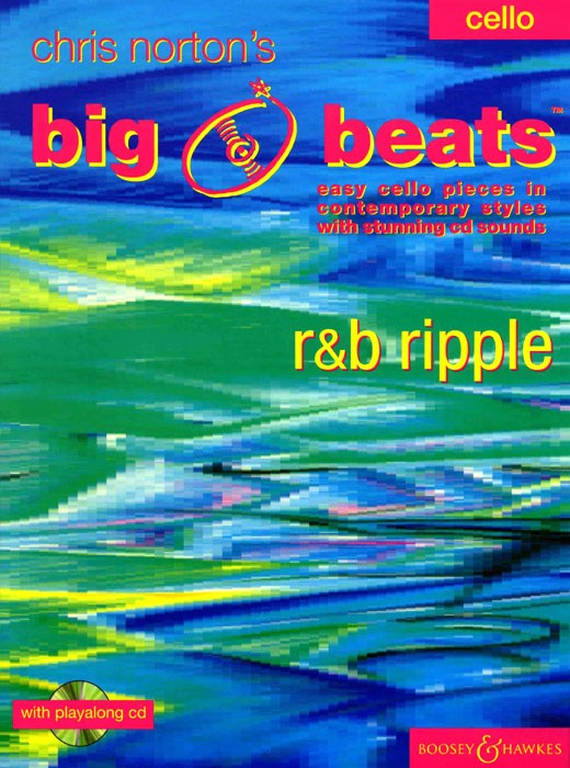 Norton: Big Beats R and B Ripple Book & CD for Cello published by Boosey and Hawkes