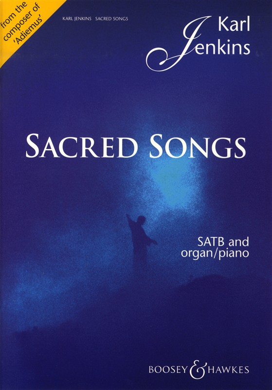 Jenkins: Sacred Songs published by Boosey and Hawkes
