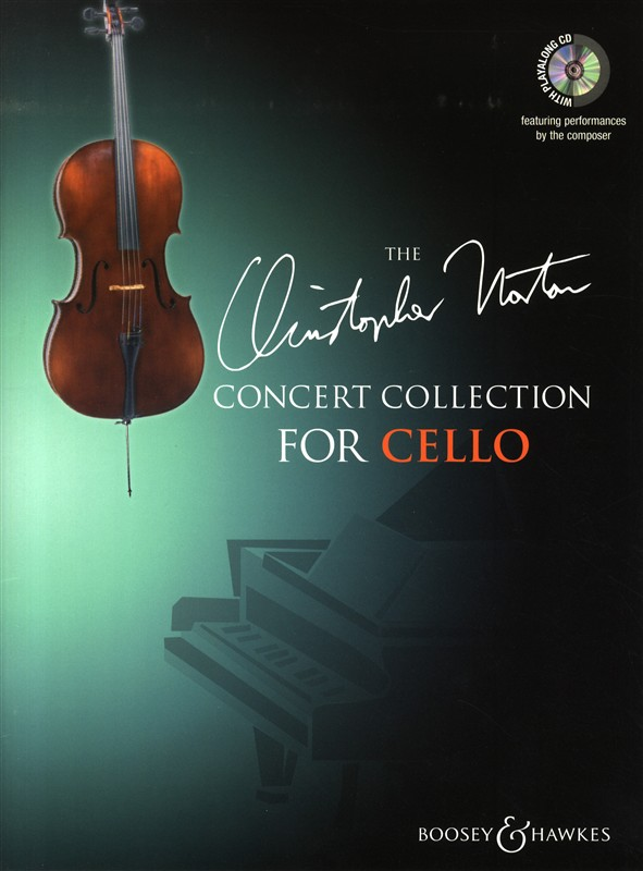 Norton: Concert Collection for Cello published by Boosey and Hawkes