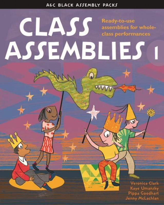 Class Assemblies Year 1 (Ages 5 - 6) Book & CD published by A & C Black