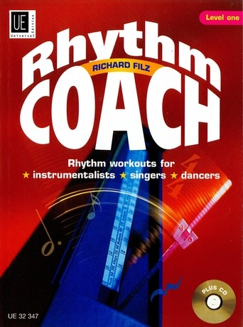 Rhythm Coach Level 1 by Filz Book & CD published by Universal