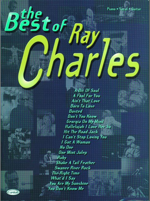 Best of Ray Charles published by Carisch