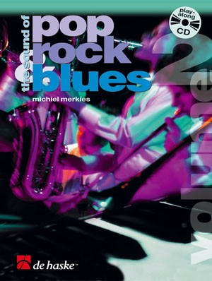The Sound of Pop, Rock & Blues Volume 2 for Accordion published by de Haske