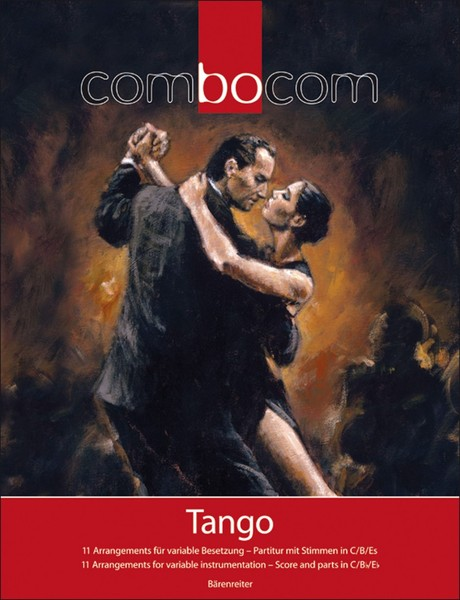 Combocom - Music for Flexible Ensemble - Tango published by Barenreiter