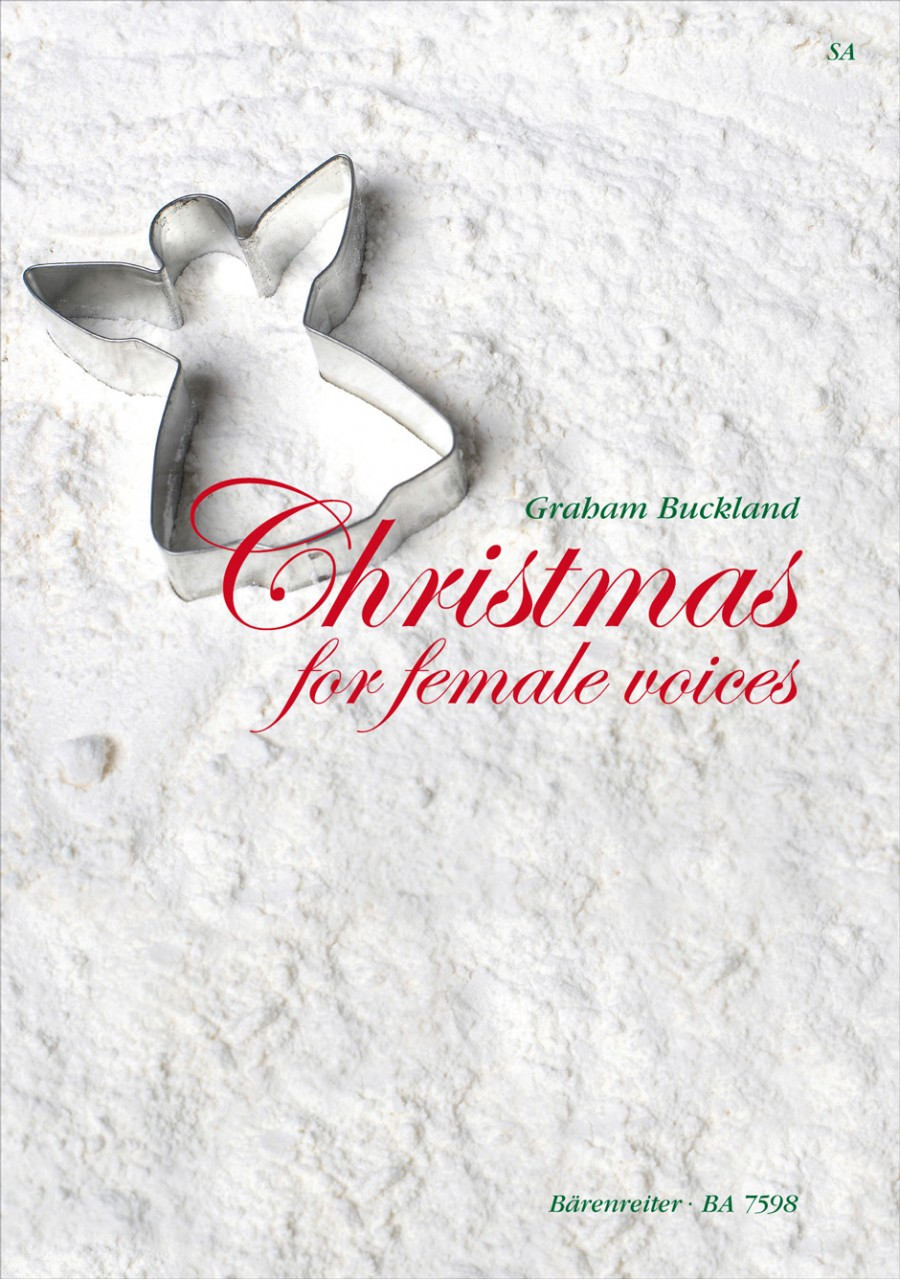 Christmas for Female Voices published by Barenreiter