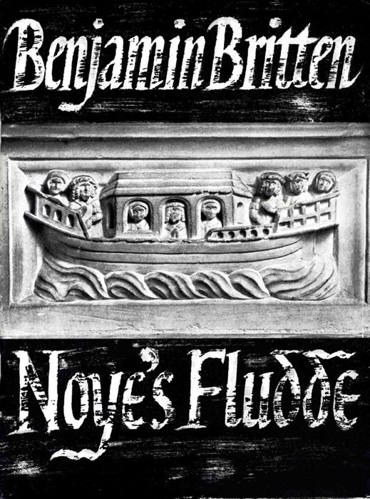 Britten: Noye's Fludde published by Boosey and Hawkes - Vocal Score