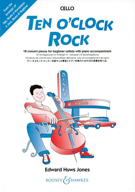 Ten O'Clock Rock (Cello Part) published by Boosey & Hawkes