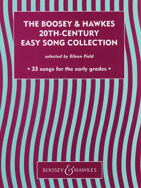 20th Century Easy Song Collection published by Boosey and Hawkes