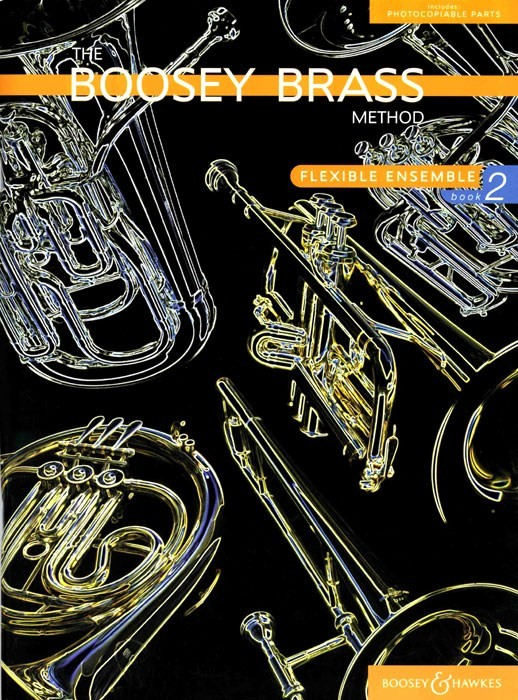The Boosey Brass Method Volume 2 Ensemble Book