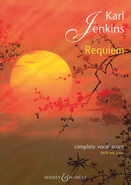 Jenkins: Requiem published by Boosey and Hawkes - Vocal Score