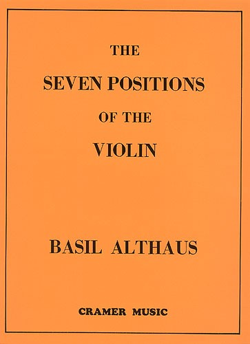 Althaus: 7 Positions of the Violin published by Cramer Music