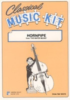 Classical Music Kit - Hornpipe from The Water Music for Flexible Ensemble published by Middle Eight