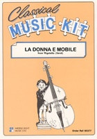 Classical Music Kit - La Donna E Mobile for Flexible Ensemble published by Middle Eight