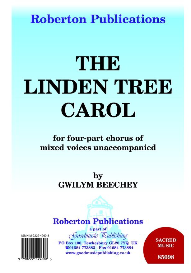 Beechey: Linden Tree Carol SATB published by Roberton