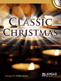 Classic Christmas Book & CD for Trumpet published by Anglo Music