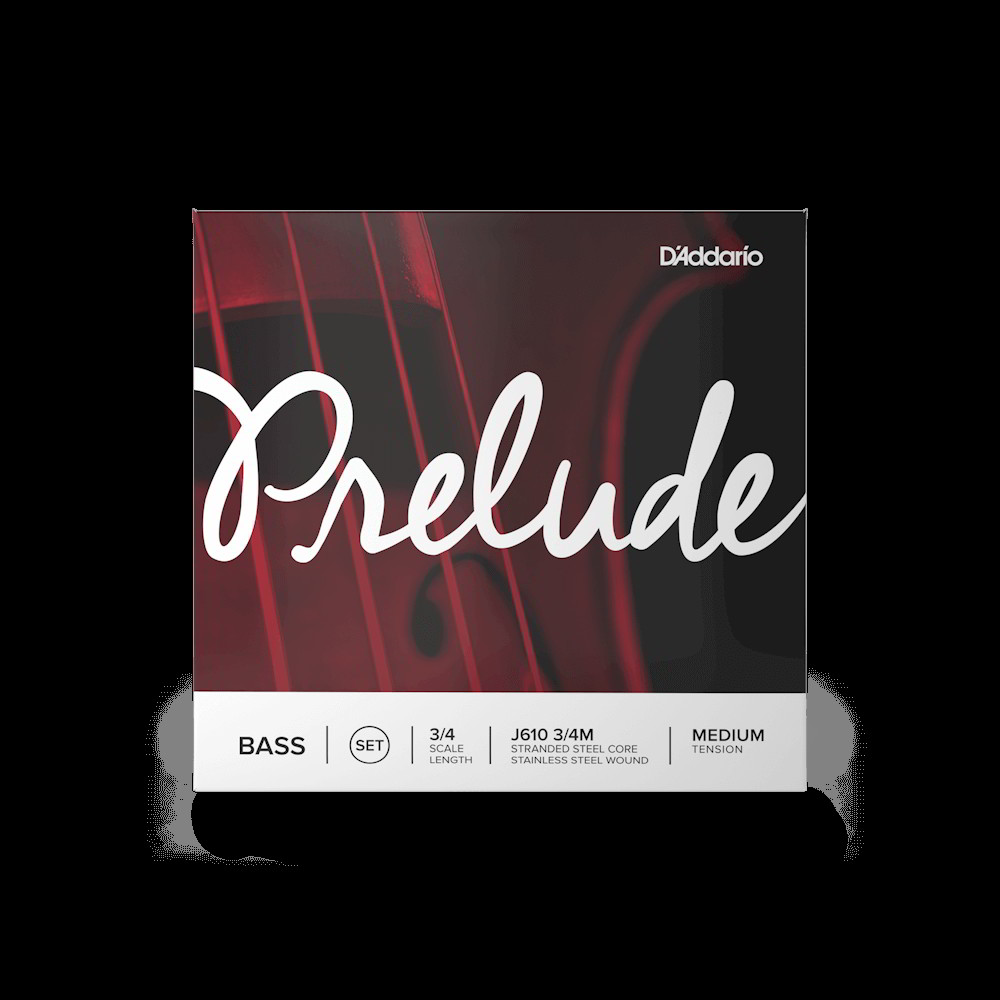 Prelude Medium Double Bass Single D String