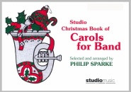 Carols for Band published by Studio