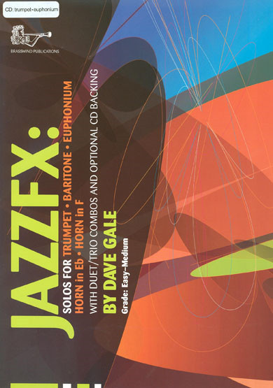 Gale: Jazz FX Book & CD for Trumpet published by Brasswind