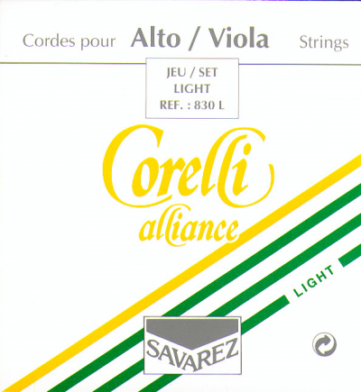 Corelli Alliance Viola D String (Light) - 15''
