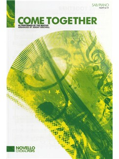 Come Together SAB published by Novello
