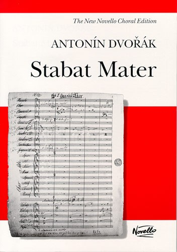 Dvorak: Stabat Mater published by Novello - Vocal Score