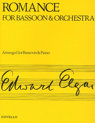 Elgar: Romance for Bassoon published by Novello