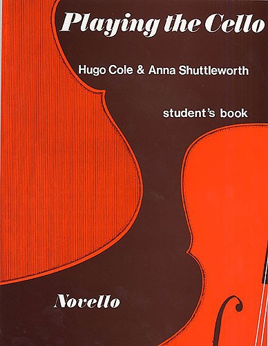 Shuttleworth: Playing the Cello published by Novello
