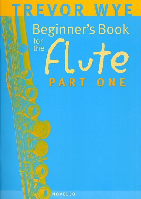 Wye: Beginners Book for the Flute Part 1 published by Novello